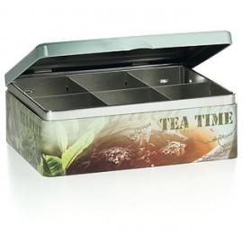 Boîte pour infusettes : Tea Time