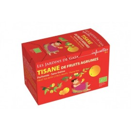 Tisane de fruits Agrumes /20 inf