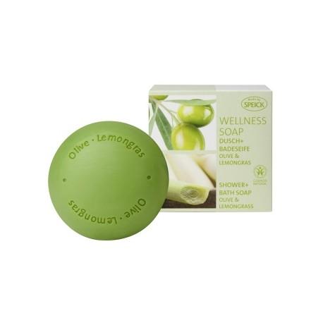 Savon Olive - Lemongrass, 200g