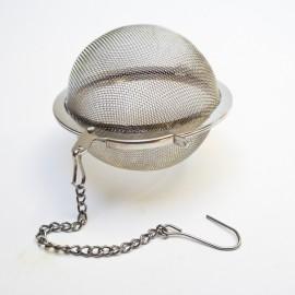Boule à infusion métal : Ø 4,5/5cm