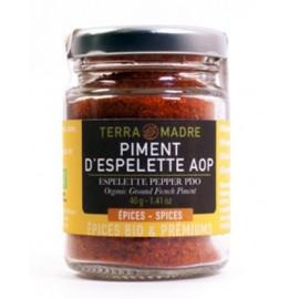Piment d'Espelette AOP - 40 g