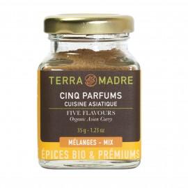 Cinq parfums /35g