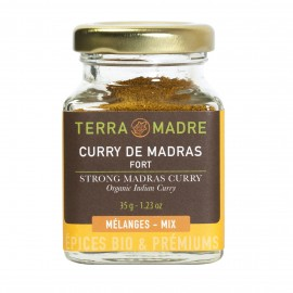 Curry de Madras fort /35g