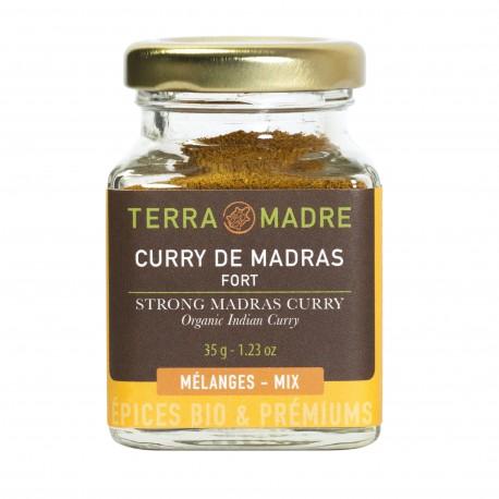 Curry de Madras fort /35g