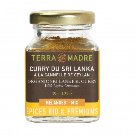 Curry du Sri Lanka /35g