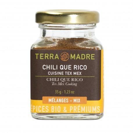 Chili Que Rico (Tex Mex) /35g