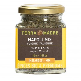 Napoli Mix (Pâtes, pizza) /40g