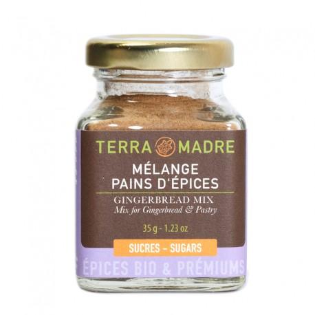 Mélange pain d'épices /35g