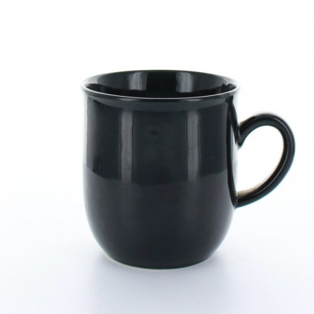 Mug Noir brillant