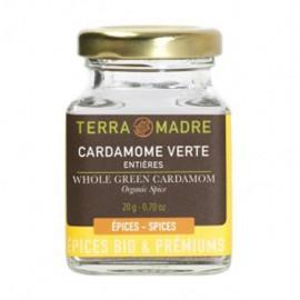 Cardamomes vertes entières /20g
