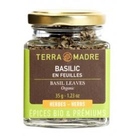 Basilic feuilles brisées /35g