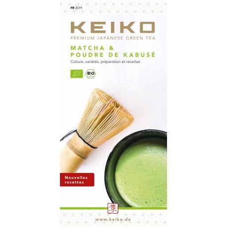 Matcha et poudre de Kabusé