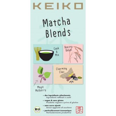Matcha spéciaux Keiko