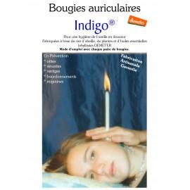 """Bougie Hopi Indigo"""