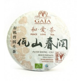 Galette Peace, Love & Tea -125 g