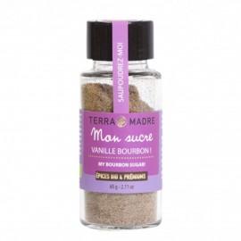 Sucre & Vanille - saupoudreur 60g