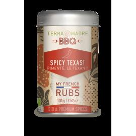 BBQ Pimenté, le texan! 100g