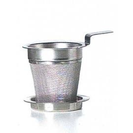 Filtre à thé métallique