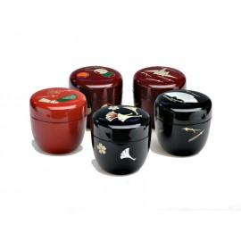 Boîte à matcha (Natsume)