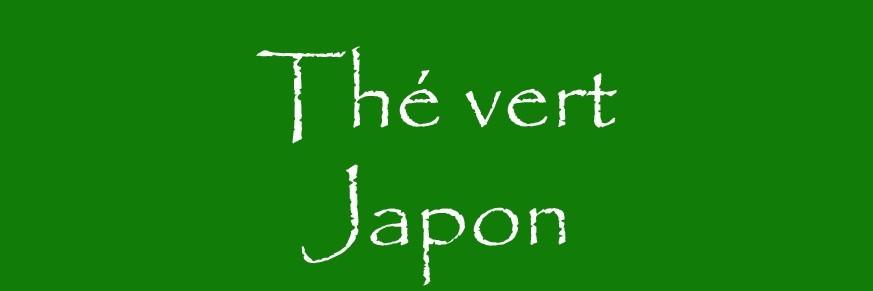 Thé vert du Japon Bio