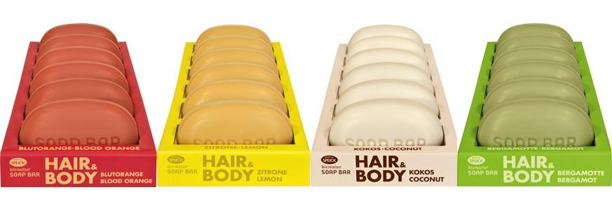 Savon Bionatur BDIH - Cheveux et corps