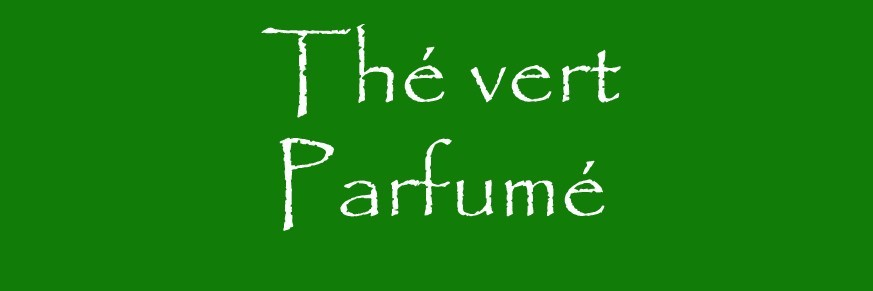 Thé vert parfumé Bio